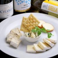 お奨めの一品/チーズの盛り合わせ