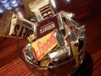 スナック/チョコレート