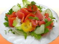 サラダ/スモークサーモンサラダ
